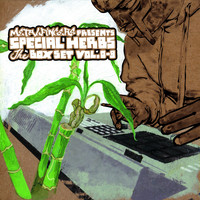 MF Doom - Metal Fingers Presents: Special Herbs, The Box Set Vol. 0 - 9