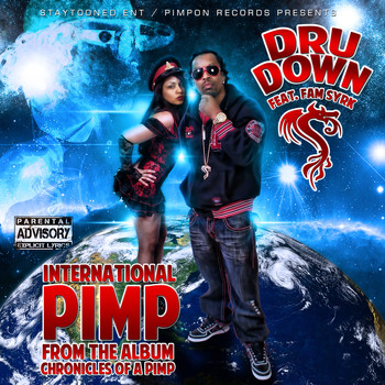 Dru Down - International Pimp - Single (Explicit)