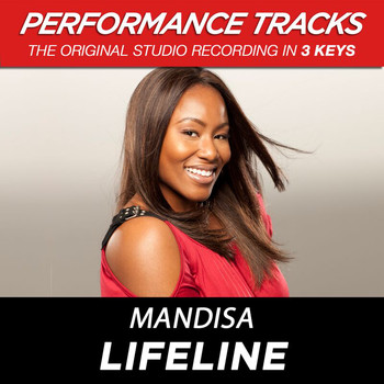 Mandisa - Lifeline (Performance Tracks) - EP