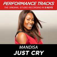 Mandisa - Just Cry (Performance Tracks) - EP