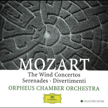 Orpheus Chamber Orchestra - Mozart, W.A.: The Wind Concertos / Serenades / Divertimenti
