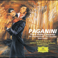 Charles Dutoit / London Philharmonic Orchestra / Salvatore Accardo - Paganini: The 6 Violin Concertos