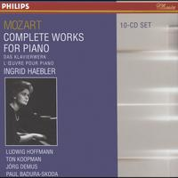 Ingrid Haebler - Mozart: Complete Works for Solo Piano