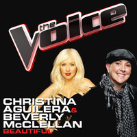Christina Aguilera - Beautiful (The Voice Performance)