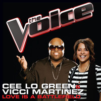 Cee-Lo Green - Love Is A Battlefield (The Voice Performance)