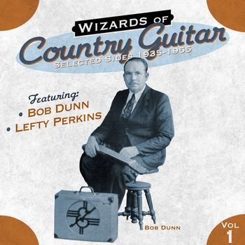 Various Artists - Wizards Of Country Guitar Vol 1