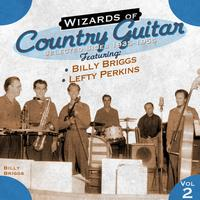 Various Artists - Wizards Of Country Guitar Vol 2
