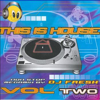 Various Artists - This Is House Vol.2,non stop megamix by DJ Fresh