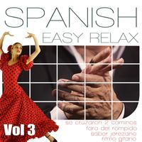 Jesus Bola - Easy Relaxation Ambient Music. Floute, Spanish Guitar And Flamenco Compas. Vol 3