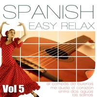 Jesus Bola - Easy Relaxation Ambient Music. Floute, Spanish Guitar And Flamenco Compas. Vol 5