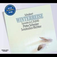 Peter Schreier / Sviatoslav Richter - Schubert: Winterreise / Piano Sonata in C, D840 (2 CDs)