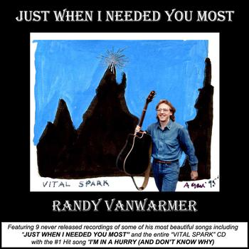 Randy VanWarmer - Just When I Needed You Most