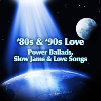 Power Ballads, Slow Jams & Love Songs Players - '80s & '90s Love - Power Ballads, Slow Jams & Love Songs