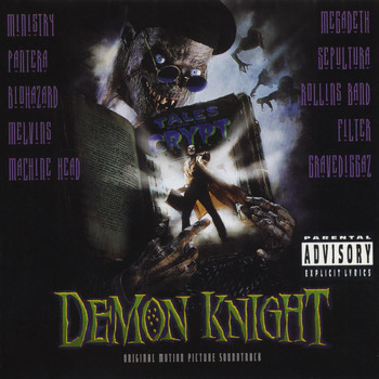 Various Artists - Tales From The Crypt Presents: Demon Knight - Original Motion Picture Soundtrack (Explicit)