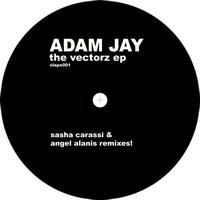 Adam Jay - The Vectorz Ep