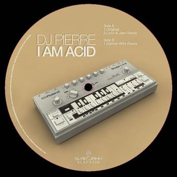 DJ Pierre - I Am Acid
