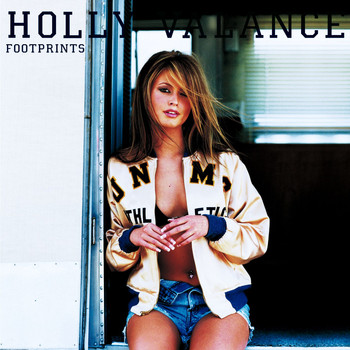 Holly Valance - Footprints (Japanese release)