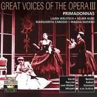 Various Artists - Great Voices Of The Opera Vol. 7 - Primadonnas
