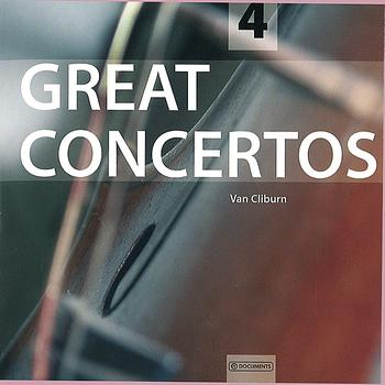 Van Cliburn - Great Concertos Vol. 4