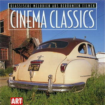 Various Artists - Cinema Classics (Classical Melodies from Famous Films)