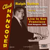 Ralph Sutton - Live in San Francisco: Club Hangover 1954