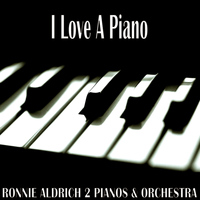 Ronnie Aldrich - I Love a Piano