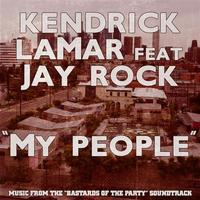 Kendrick Lamar - My People - Single (Explicit)