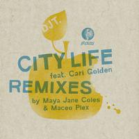 DJ T. feat. Cari Golden - City Life