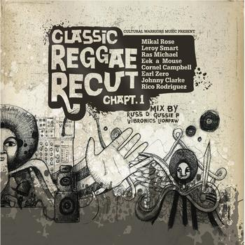 Various Artists - Classic Reggae Recut, Vol. 1
