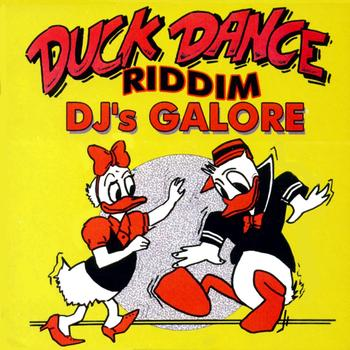 Various Artists - Duck Dance Riddim DJ's Galore
