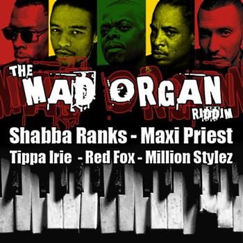 Various Artists - The Mad Organ Riddim - EP