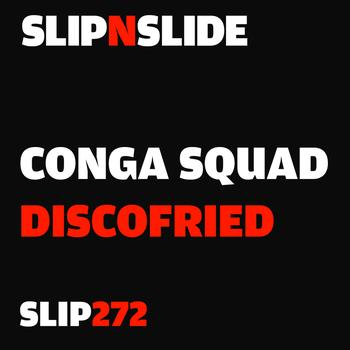 Conga Squad - Discofried