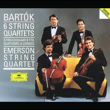 Emerson String Quartet - Bartók: The String Quartets