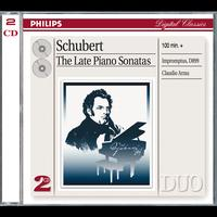Claudio Arrau - Schubert: Late Piano Sonatas (2 CDs)