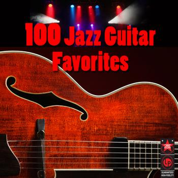 Various Artists - 100 Jazz Guitar Favorites