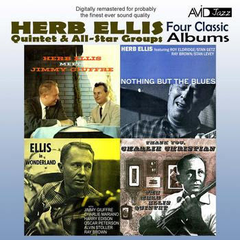 Herb Ellis - Four Classic Albums (Digitally Remastered)