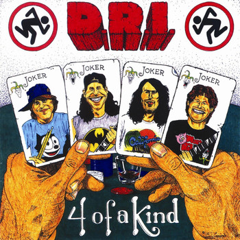 D.R.I. - Four of a Kind