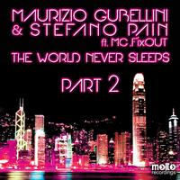 Stefano Pain - The World Never Sleeps