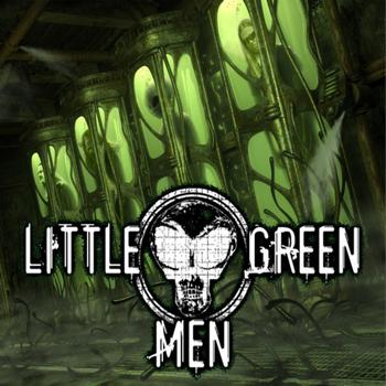 Little Green Men - Little Green Men
