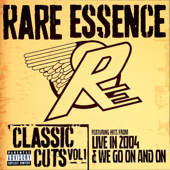 Rare Essence - Classic Cuts, Vol. 1 (Explicit)