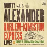 Monty Alexander - Harlem-Kingston Express