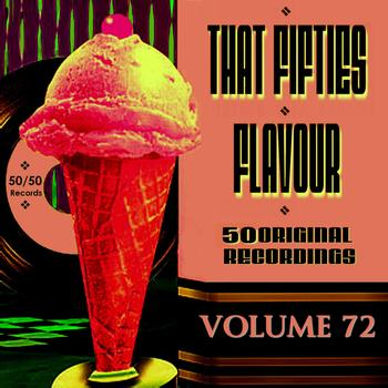 Various Artists - That Fifties Flavour Vol 72