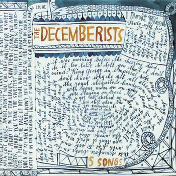 The Decemberists - Five Songs EP