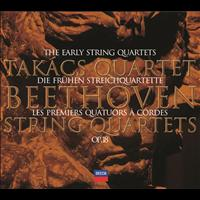 Takács Quartet - Beethoven: The Early Quartets (2 CDs)