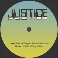 Roland Alphonso - 1,000 Tons Of Mega / Roots Of Dub