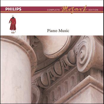 Ingrid Haebler - Mozart: The Piano Variations (Complete Mozart Edition)