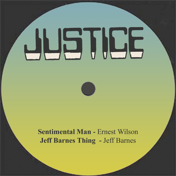 Ernest Wilson - Sentimental Man / Jeff Barnes Thing