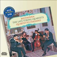 Quartetto Italiano - Beethoven: The Late String Quartets (3 CDs)
