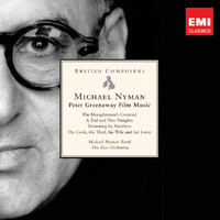 Michael Nyman - Michael Nyman - Peter Greenaway Film Music