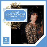 Sharon Isbin - Great Masterworks Of The Guitar